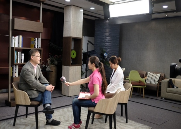 """Dialogue Hanjiang"" is a Large-scale Cultural Exchange and Interview Activity on Guizhou"